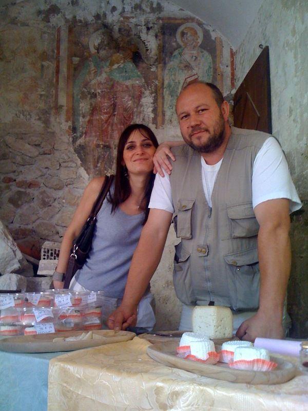 Premio 'Fior di Cacio-Vallo di Nera' I vincitori della prima edizione