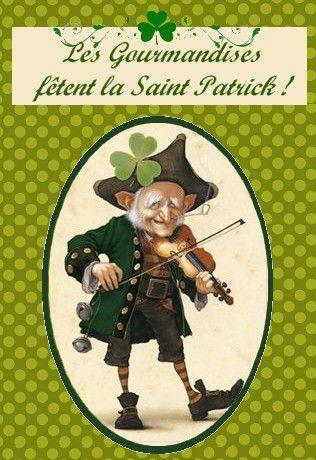 A la Saint Patrick ... !
