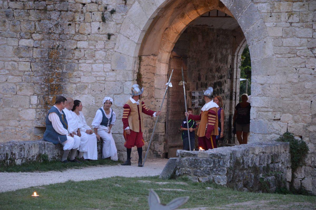 Une nuit au château de Bridoire