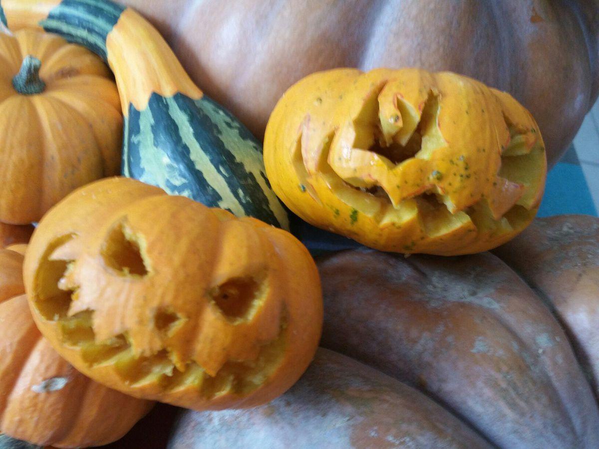 Et si on préparait Halloween ?