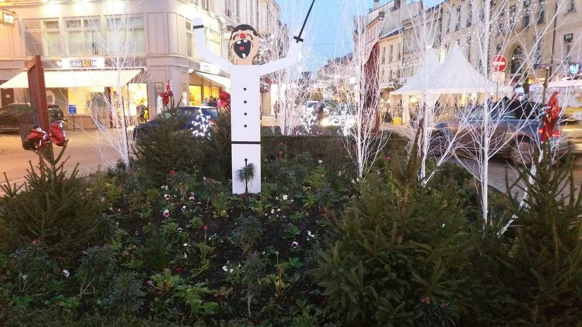 Ma ville aux couleurs de Noël !