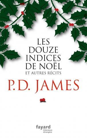 Les Douze indices de Noël, P D James