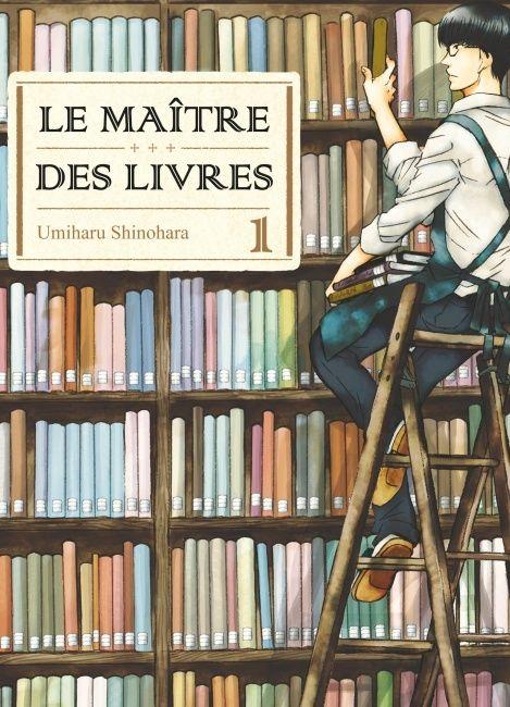 Le Maître des livres, Umiharu Shinohara