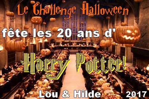 Challenge Halloween 2017
