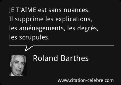 Lecture : La chambre claire de Roland Barthes