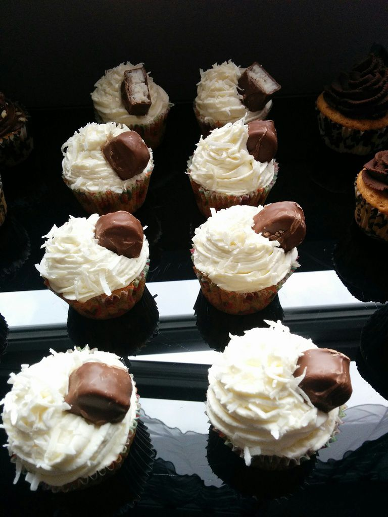 Cupcake coco bounty nouvelle version