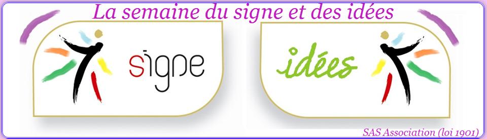 Semaine du Signe et des Idées Montceau-les-Mines