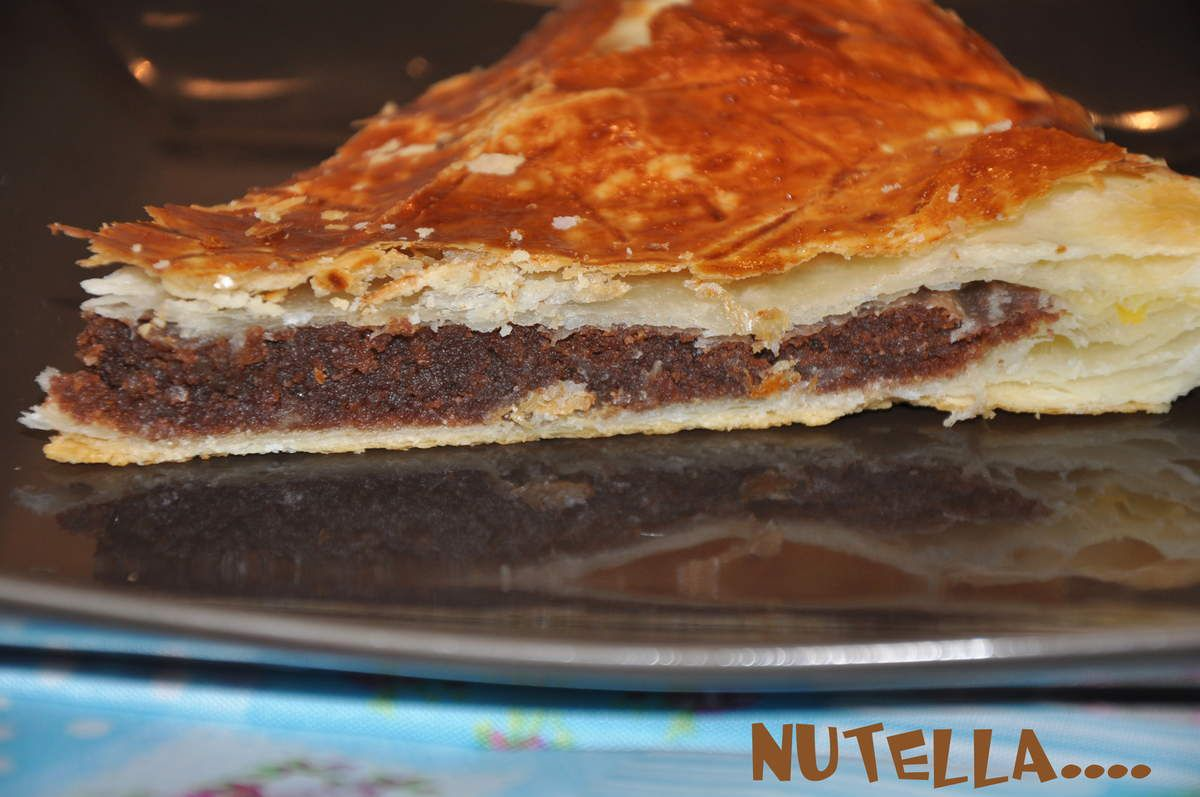 GALETTE NUTELLA