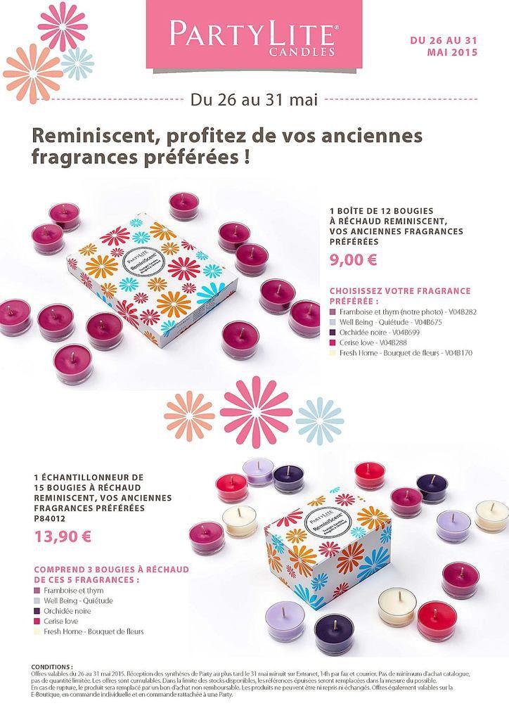 Promotions Invités : Mai 2015