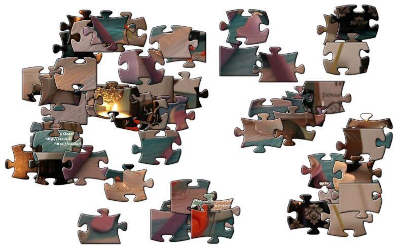 Occupez-vous l'été (épisode 1) : e-puzzle déco