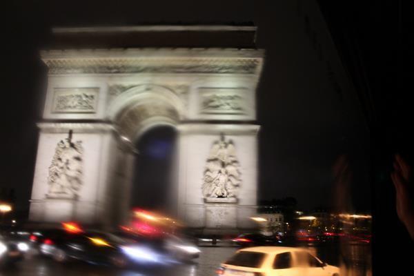 Un événement PartyLite, ça se vit. Novembre 2015 : Paris même pas peur