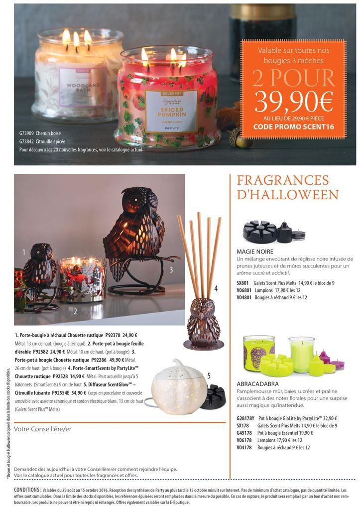 Partylite coupon code