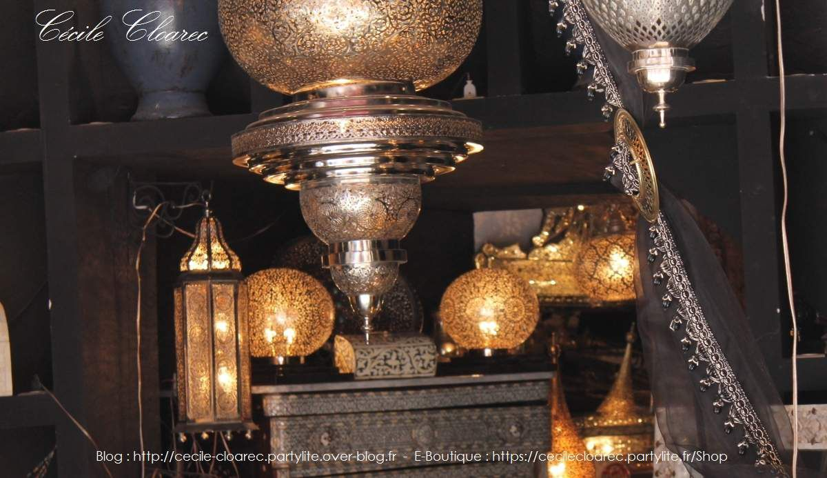 Voyage PartyLite à Marrakech : PHOTOS &amp&#x3B; VIDEO