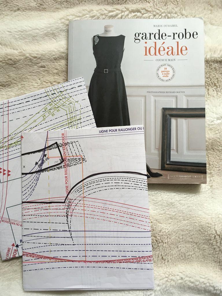 Très Livre: Garde-Robe Idéale - La couture de Camille QG05