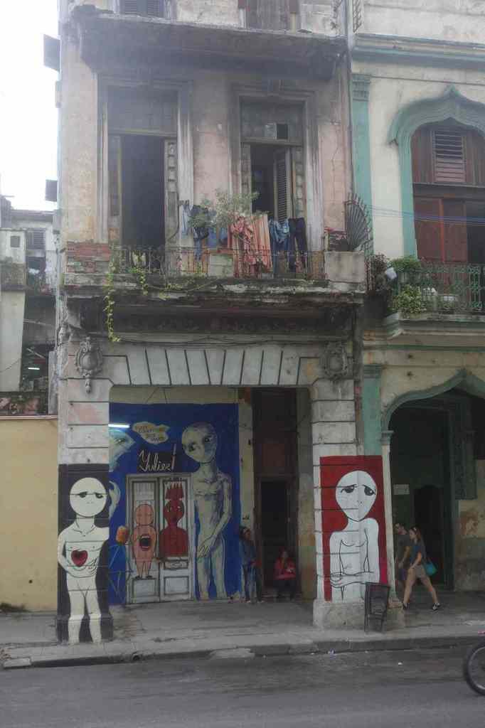 Derrière les murs de La Havane
