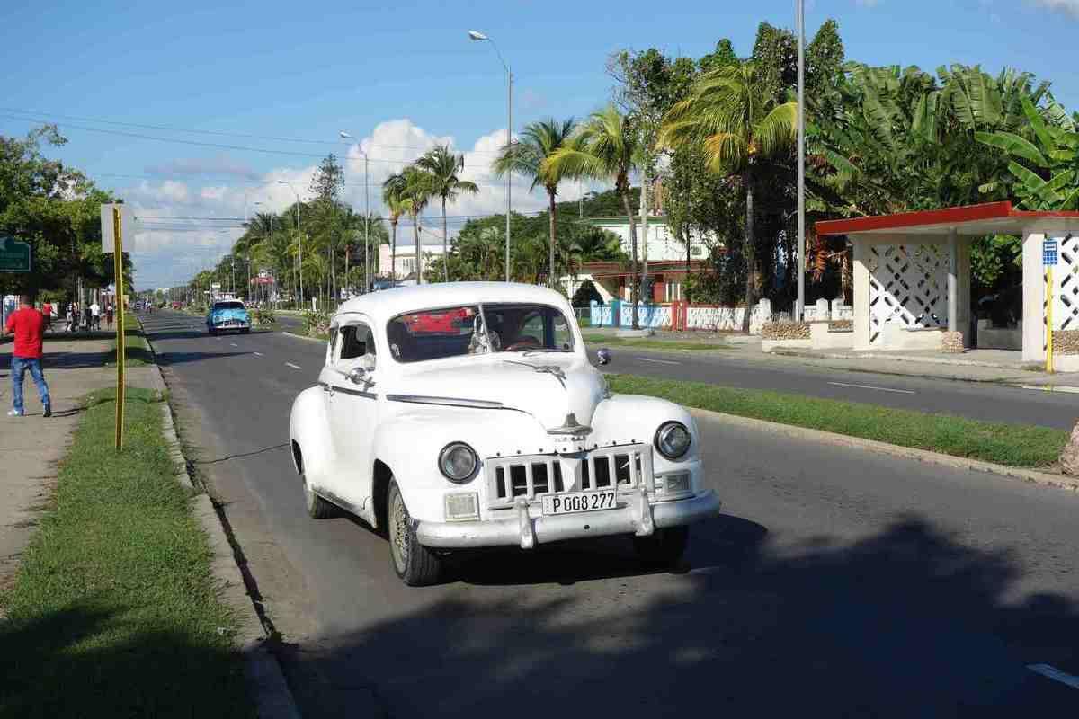 CUBA ET SES CARROSSES
