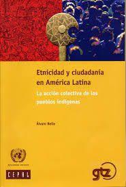 Antropología y los estudios étnicos