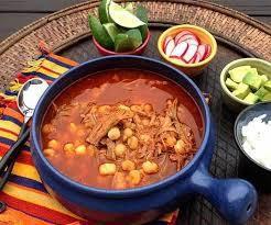 Acerca de lo gastronómicamente mexicano.