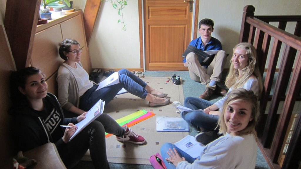 Week-end Formation 4 pour les volontaires MAD2016