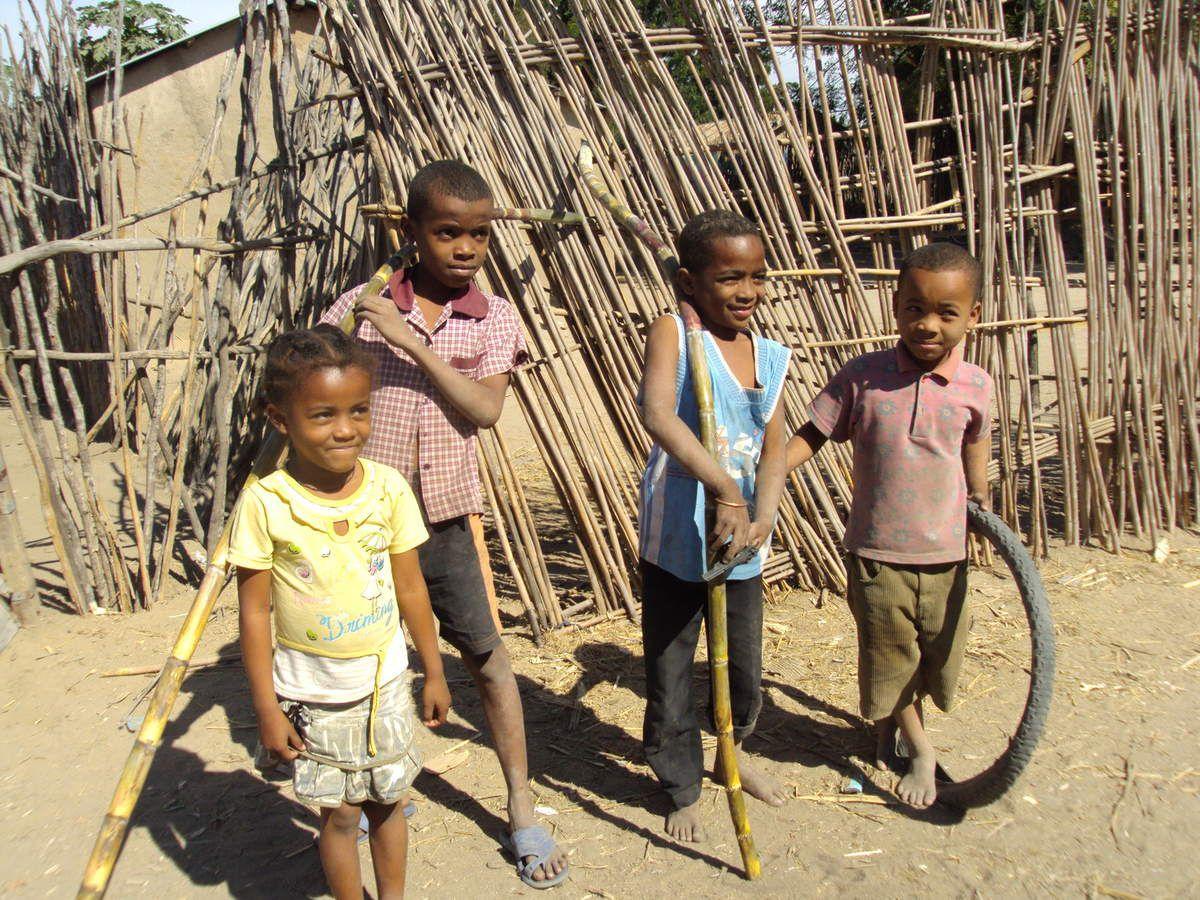 Scènes de l'expérience MAD en 2011 ... A MADAGASCAR !