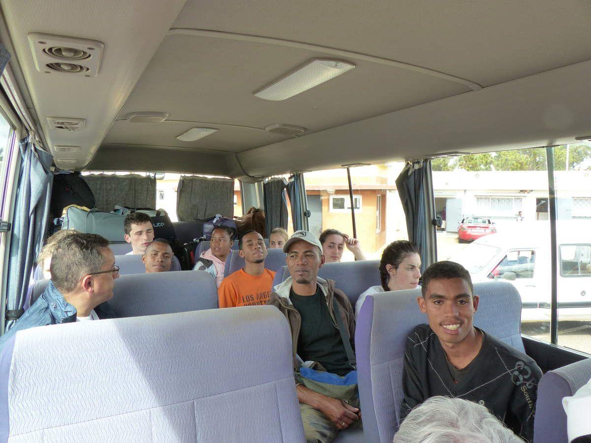 03 MISSION MAD 2016 : notre lieu d'hébergement à TANA