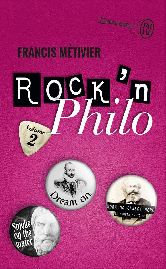 Rock'n philo, vol. 2 - sortie le 27 avril