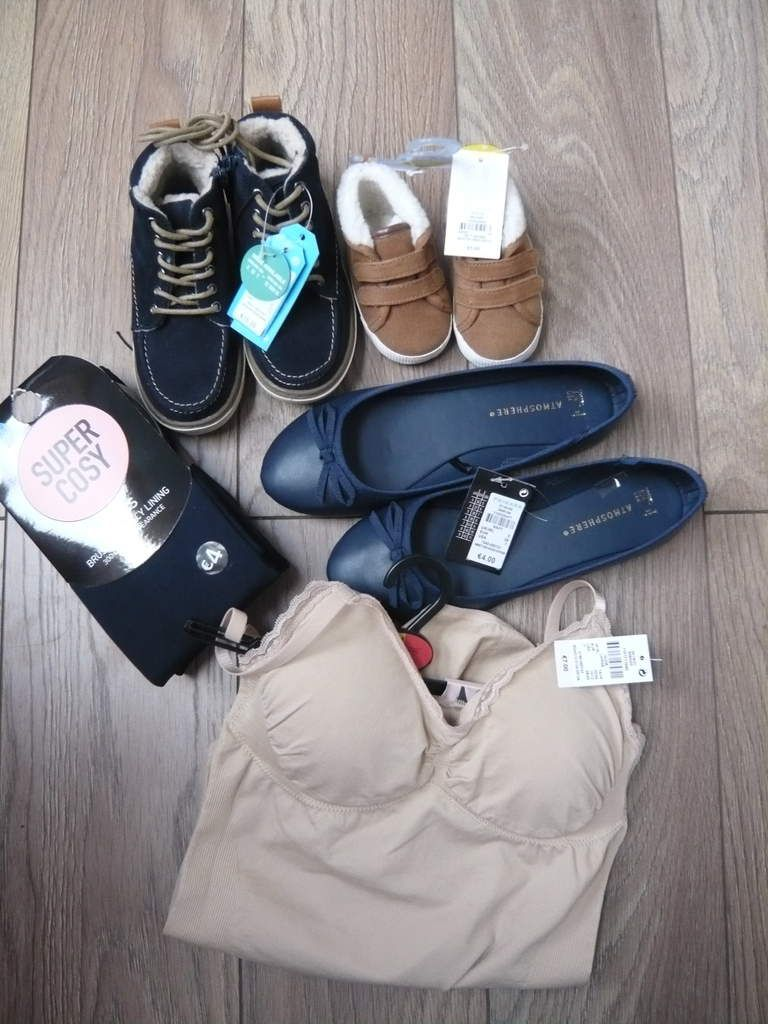Mon shopping chez Primark Euralille Lille France 2016 - butin automne 2016