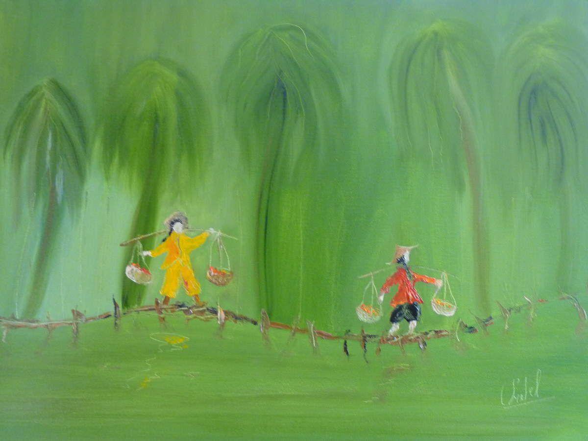 Album - Christine-peinture