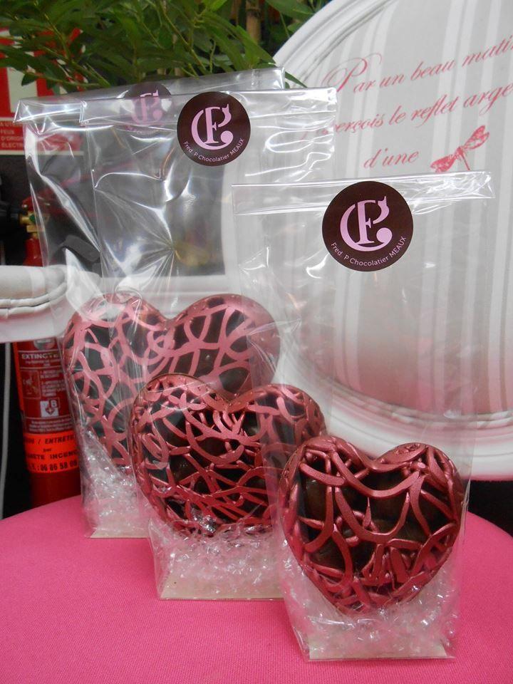 Retrouvez en boutique ses créations gourmandes pour une St Valentin &quot&#x3B;Sexy Chocolat&quot&#x3B;