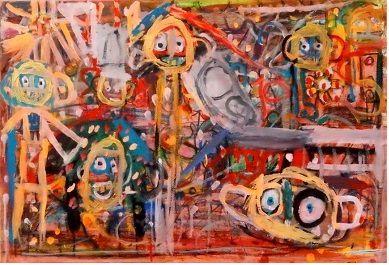 Exposition Guy CONTRERAS &amp&#x3B; Guilhem CHEVALLIER