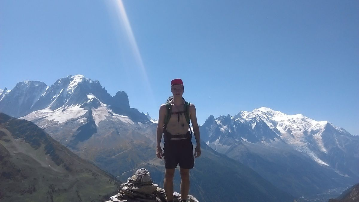 Col des Posettes, Aiguillette des Posettes, belvédères superbes sur le massif du Mont Blanc