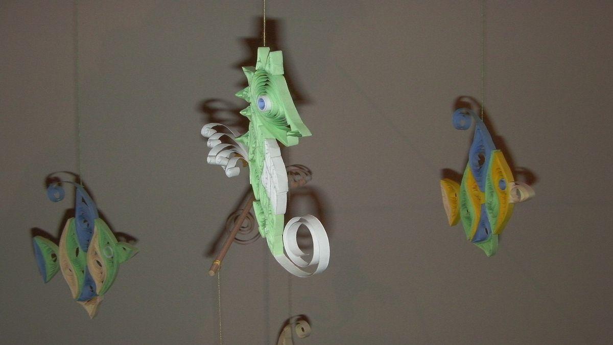 Mobile décoratif pour chambre d'enfant