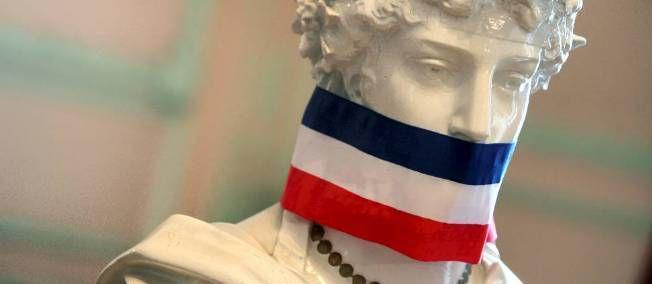 Charlieberté égalité fraternité à Saillancourt