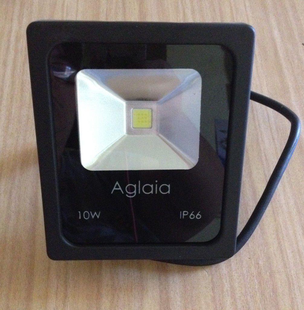 Le projecteur LED 10W d'Aglaia