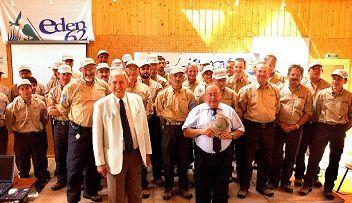 L'équipe en 2000