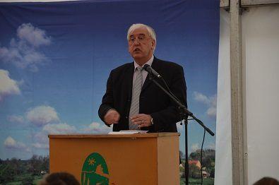 05/12/2013: Parc / Séminaire sur l'élevage Hervé POHER