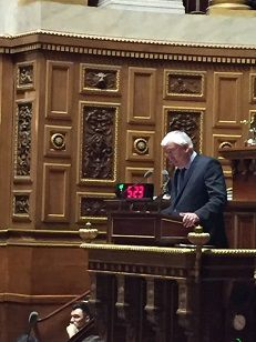 26/01/2016: Sénat/ Hervé Poher/ Explication de vote sur la loi sur la biodiversité