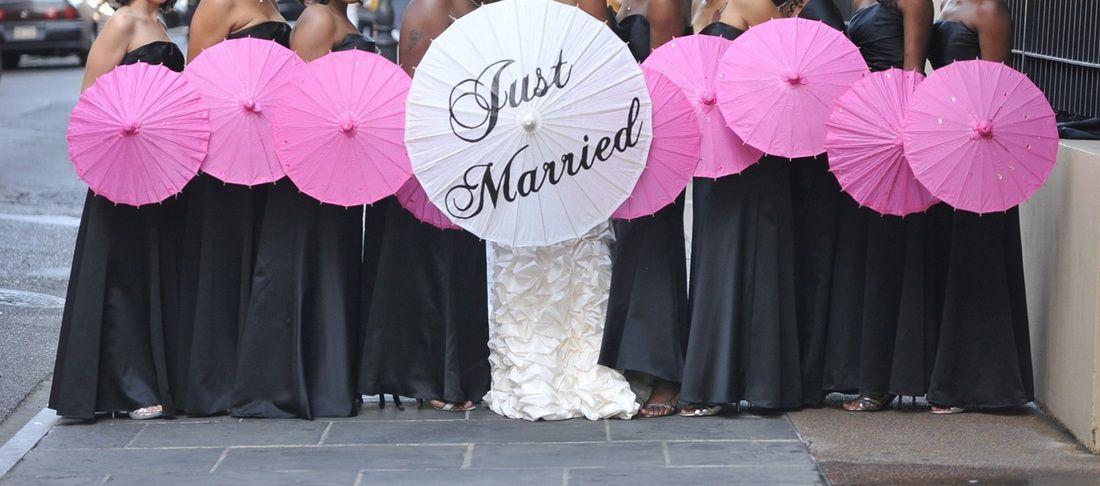 Dix idées de décors de mariage originales pour 2016