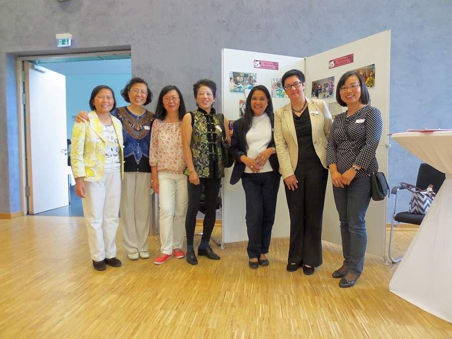 2015-07-08 Gruppenbild mit Frau Szymanska