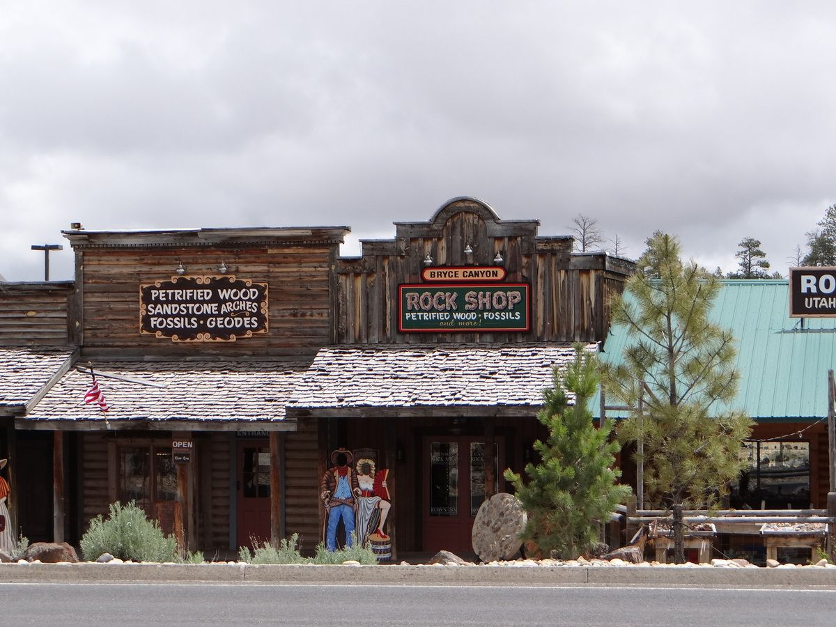 Bryce Canyon,  09 Juin  2015