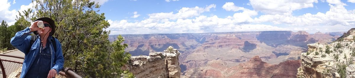 Grand Canyon, 04-06 Juin 2015
