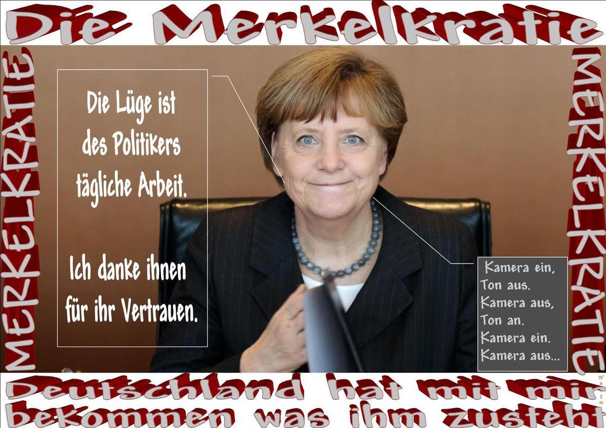 Die Merkelkratie
