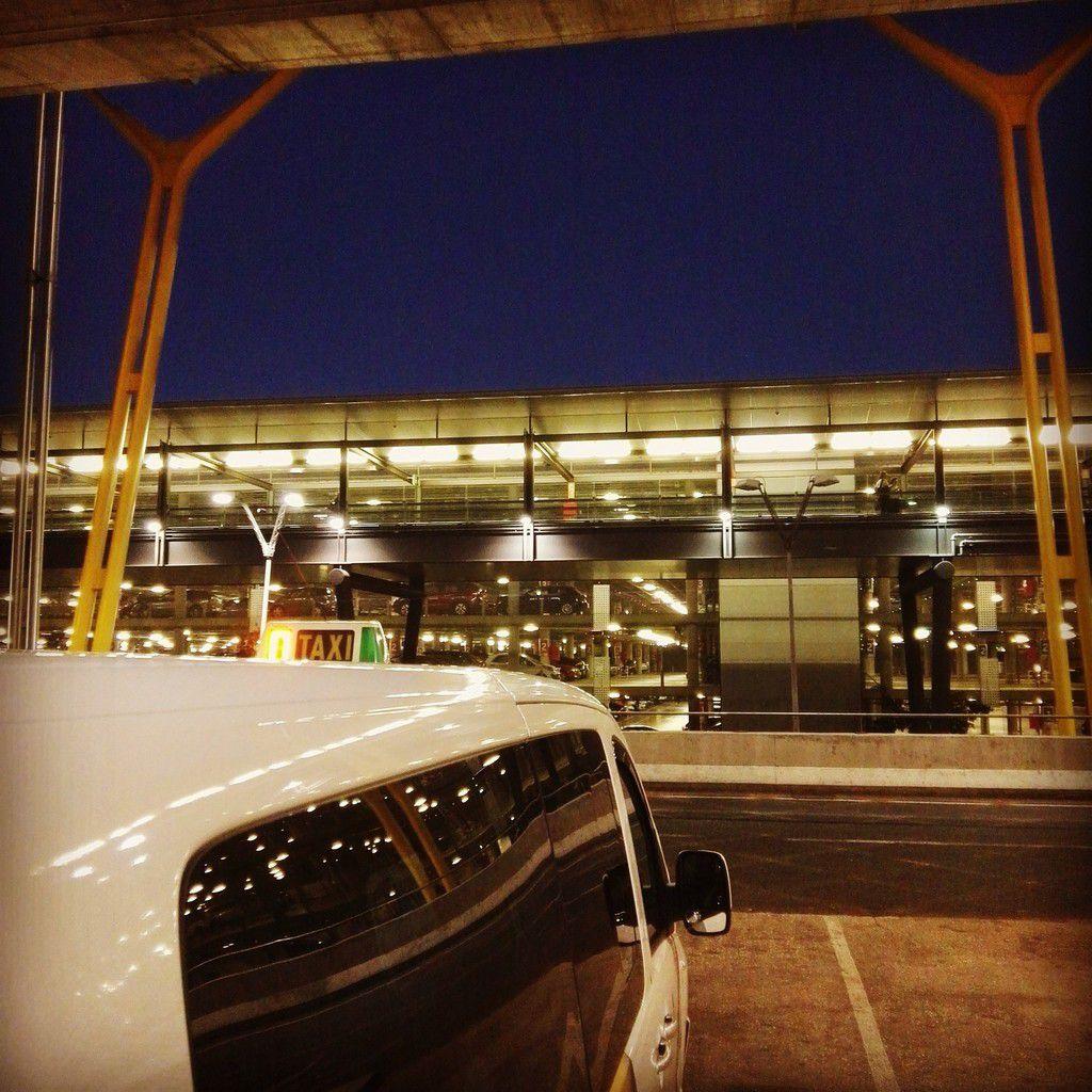 Taxi Aeropuerto Madrid