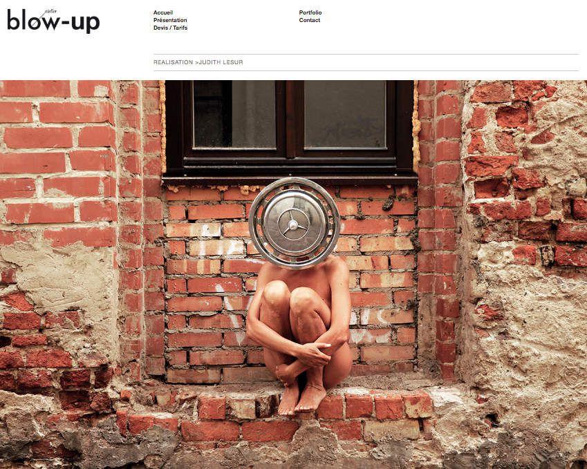 portfolio à l'Atelier photo Blow-Up