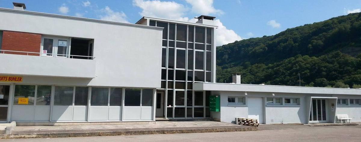 Mon bureau situé au 45 chemin des journaux, 25000 Besançon.