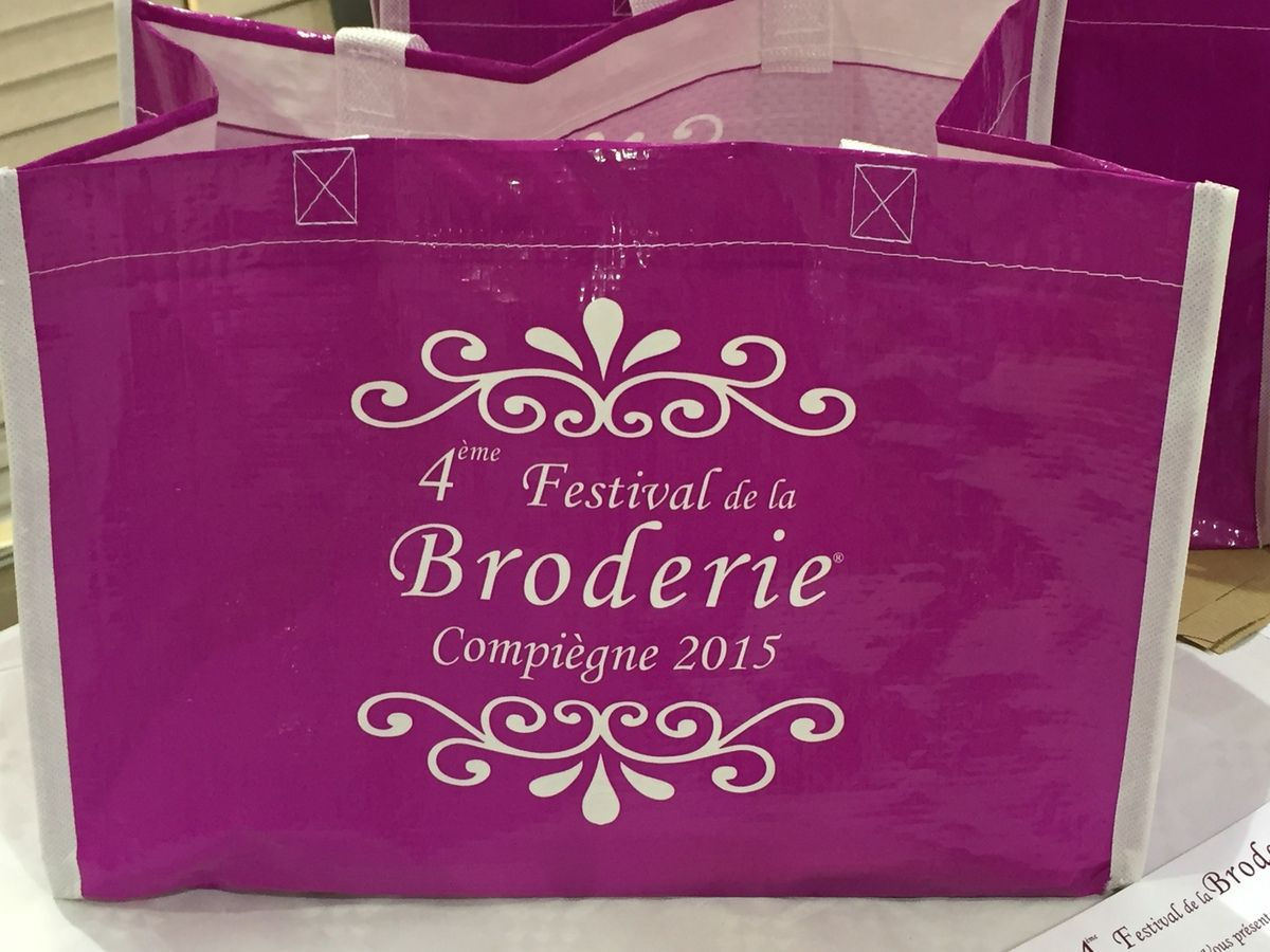 2015 - BRODERIE
