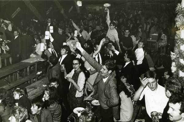 Fête de la bière en 1960 et plus...