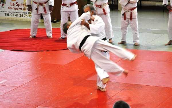 Info Judo Club Castélorien