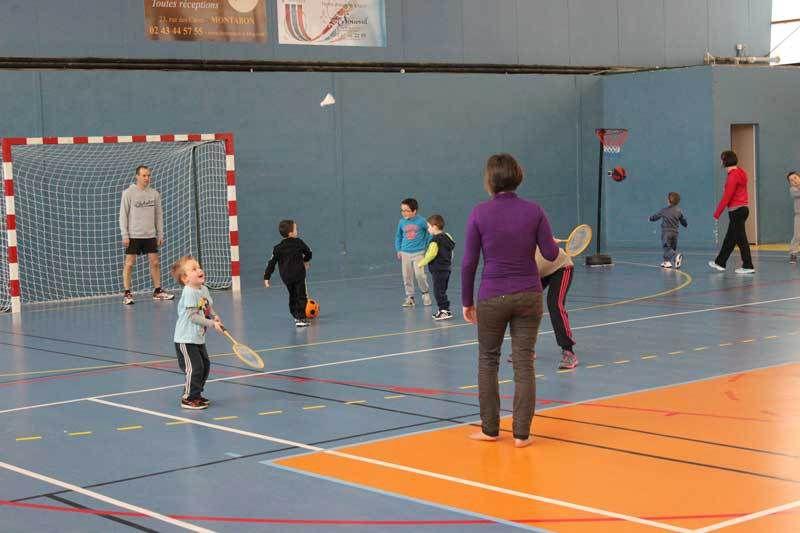 5 ème saison de l'école municipale de sports