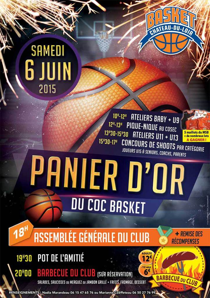 Panier d'Or du COC Basket
